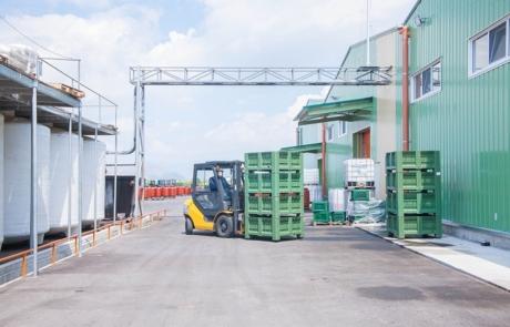 1. PVG Hellas - Olive storage tank system