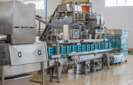 11.PVG Hellas - Machinery specialized in olive selection