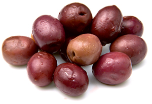 Black Conservolea Olives - Can be exported by PVG Hellas natural, spanish style or oxidised
