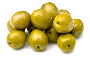 Green Conservolea Olives - Can be exported by PVG Hellas natural, spanish style or oxidised