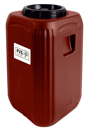 PVG Hellas - Olive packaging, 20lt plastic barrel