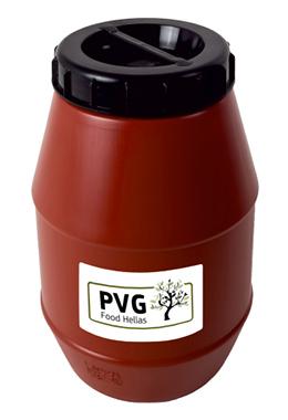 PVG Hellas- Olive packaging, 5lt/3lt pail